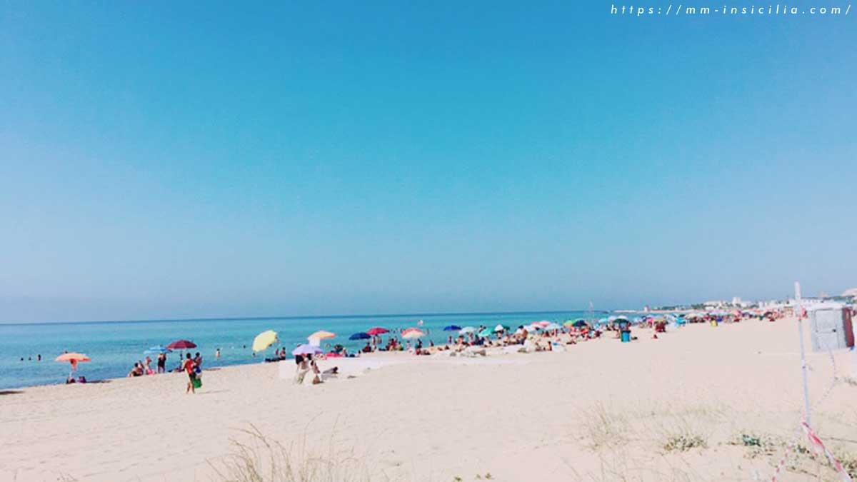 夏本番!在住者が【7月のシチリア島旅行】の天気とベストな服装を解説!